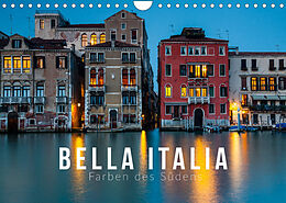 Kalender (Kal) Bella Italia. Farben des Südens (Wandkalender 2022 DIN A4 quer) von Miko?aj Gospodarek
