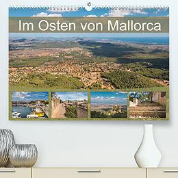 Kalender Im Osten von Mallorca (Premium, hochwertiger DIN A2 Wandkalender 2022, Kunstdruck in Hochglanz) von Marlen Rasche