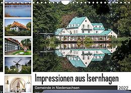 Kalender (Kal) Impressionen aus Isernhagen (Wandkalender 2022 DIN A4 quer) von SchnelleWelten