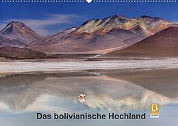 Kalender Das bolivianische Hochland (Wandkalender 2022 DIN A2 quer) von Anne Berger