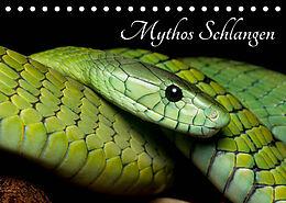 Kalender (Kal) Mythos Schlangen (Tischkalender 2022 DIN A5 quer) von Daniel Liepack