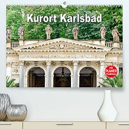 Kalender Kurort Karlsbad (Premium, hochwertiger DIN A2 Wandkalender 2022, Kunstdruck in Hochglanz) von Nina Schwarze