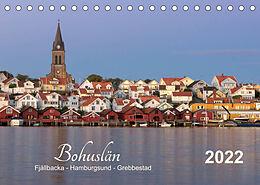 Kalender (Kal) Bohuslän Fjällbacka - Hamburgsund - Grebbestad 2022 (Tischkalender 2022 DIN A5 quer) von Klaus Kolfenbach