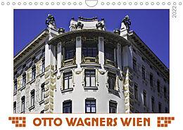Kalender (Kal) Otto Wagners Wien (Wandkalender 2022 DIN A4 quer) von Werner Braun