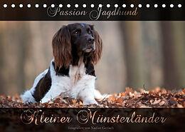 Kalender (Kal) Passion Jagdhund - Kleiner Münsterländer (Tischkalender 2022 DIN A5 quer) von Nadine Gerlach