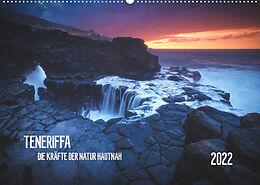 Kalender TENERIFFA - DIE KRAFT DER NATUR HAUTNAH (Wandkalender 2022 DIN A2 quer) von Jean Claude Castor I 030mm-photography