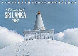 Kalender (Kal) Traumziel Sri Lanka (Tischkalender 2022 DIN A5 quer) von www.lets-do-this.de