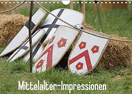 Kalender (Kal) Mittelalter-Impressionen (Wandkalender 2022 DIN A4 quer) von Sophia Saphira Wandala