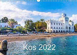 Kalender (Kal) Kos 2022 (Wandkalender 2022 DIN A3 quer) von Stefan O. Schüller und Elke Schüller