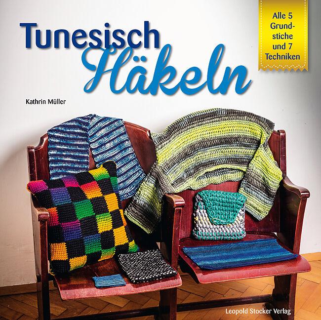 Tunesisch Häkeln Kathrin Müller Buch Kaufen Ex Libris