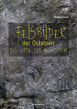 E-Book (epub) Felsbilder der Ostalpen von Wolfgang Kauer