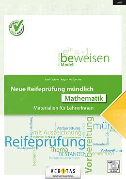 Loseblatt Neue Reifeprüfung mündlich. Mathematik von Josef Lechner, August Mistlbacher