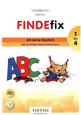 Findefix. Ich lerne Deutsch 1.-4. SJ. [Version allemande]