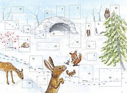 Kalender (Kal) Adventskalender Kathrin Schärer von Kathrin Schärer