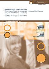 HR-Beratung für HR-Fachleute [Version allemande]