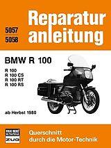 Reprint der 8 Reparaturanleitungen Auflage 1983 Honda FT 500 ab 1981
