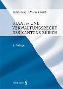 Staats- und Verwaltungsrecht des Kantons Zürich [Version allemande]