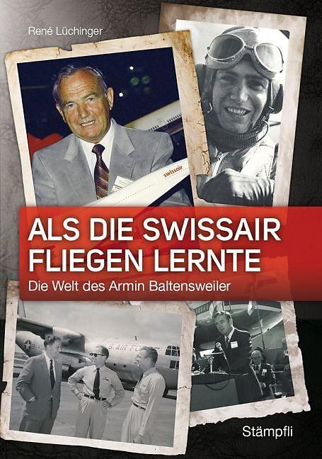 Als die Swissair fliegen lernte