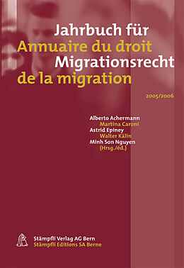 Cover: https://exlibris.azureedge.net/covers/9783/7272/2761/5/9783727227615xl.jpg