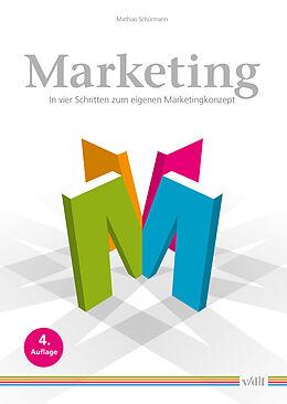 Kartonierter Einband Marketing von Mathias Schürmann