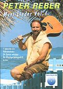 Kartonierter Einband Myni Lieder von Peter Reber