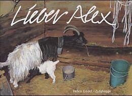 Lieber Alex [Version allemande]