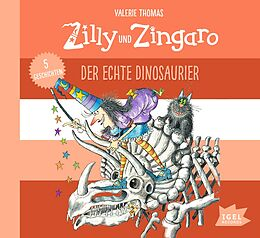 Audio CD (CD/SACD) Zilly und Zingaro von Valerie Thomas