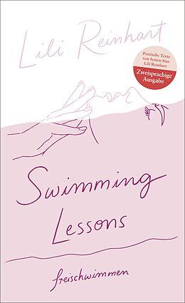 Fester Einband swimming lessons  freischwimmen von Lili Reinhart