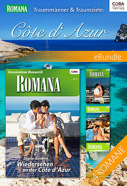 E-Book (epub) Traummänner & Traumziele: Côte d'Azur von Sarah Leigh Chase, Sharon Kendrick, Christina Hollis
