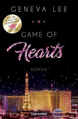 Kartonierter Einband Game of Hearts von Geneva Lee