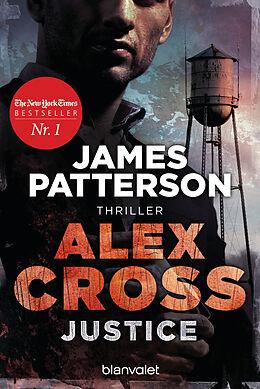 Kartonierter Einband Justice - Alex Cross 22 von James Patterson