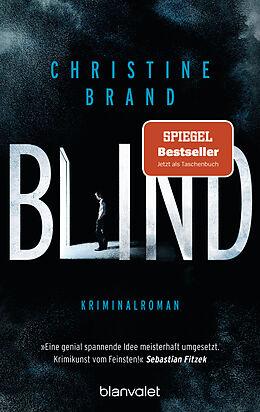 Kartonierter Einband Blind von Christine Brand