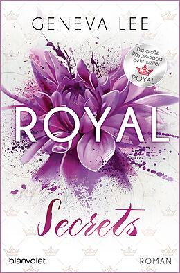 Kartonierter Einband Royal Secrets von Geneva Lee