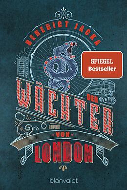 Kartonierter Einband Der Wächter von London von Benedict Jacka
