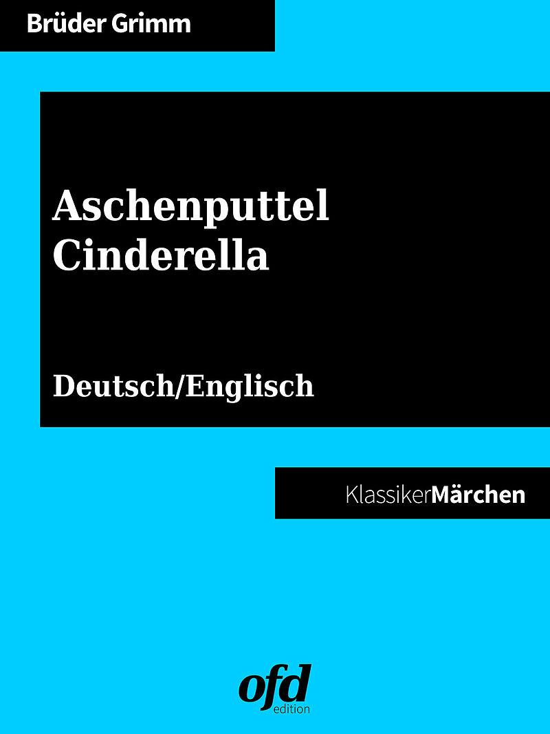 Aschenputtel cinderella br der grimm livres - Developpement photo gratuit sans frais de port ...