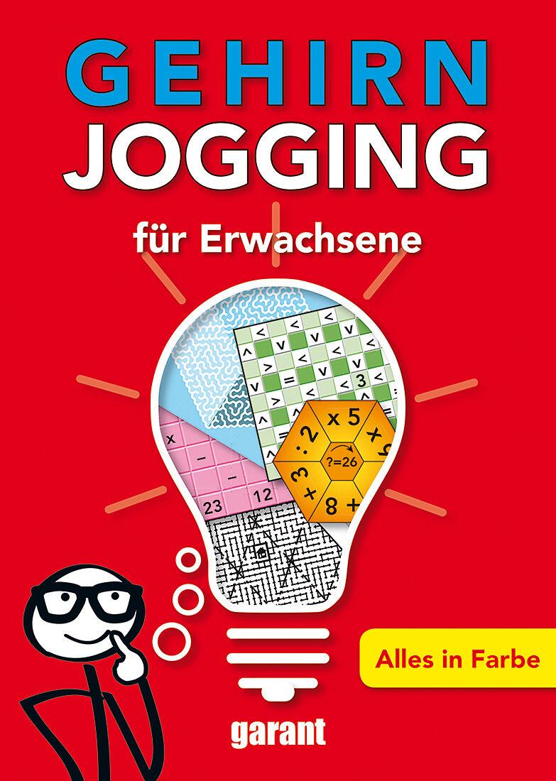 gehirn jogging für erwachsene   buch kaufen  ex libris
