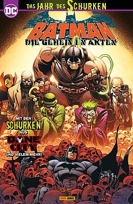 E-Book (pdf) Batman Sonderband: Bane City - Die Geheimen Akten von Tom King