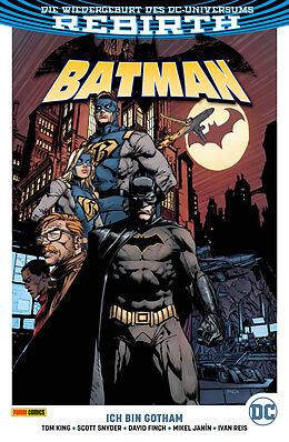 E-Book (pdf) Batman PB - Rebirth, Band 1 von Tom King