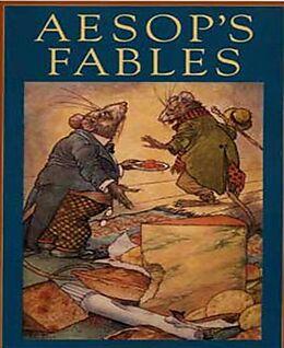 E-Book (epub) Aesop's Fables von By Aesop