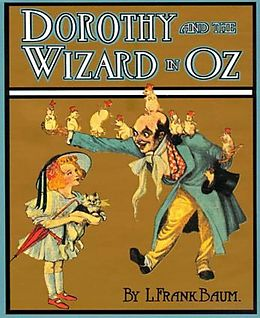 E-Book (epub) Dorothy and the Wizard in Oz (Illustrated) von L. Frank Baum