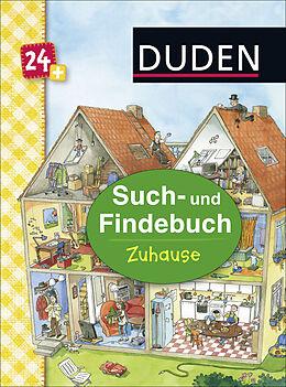 Duden 24+: Such- und Findebuch: Zuhause