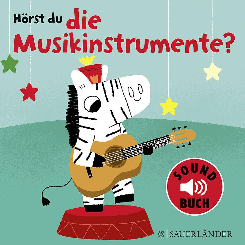 Hörst du die Musikinstrumente? [Version allemande]