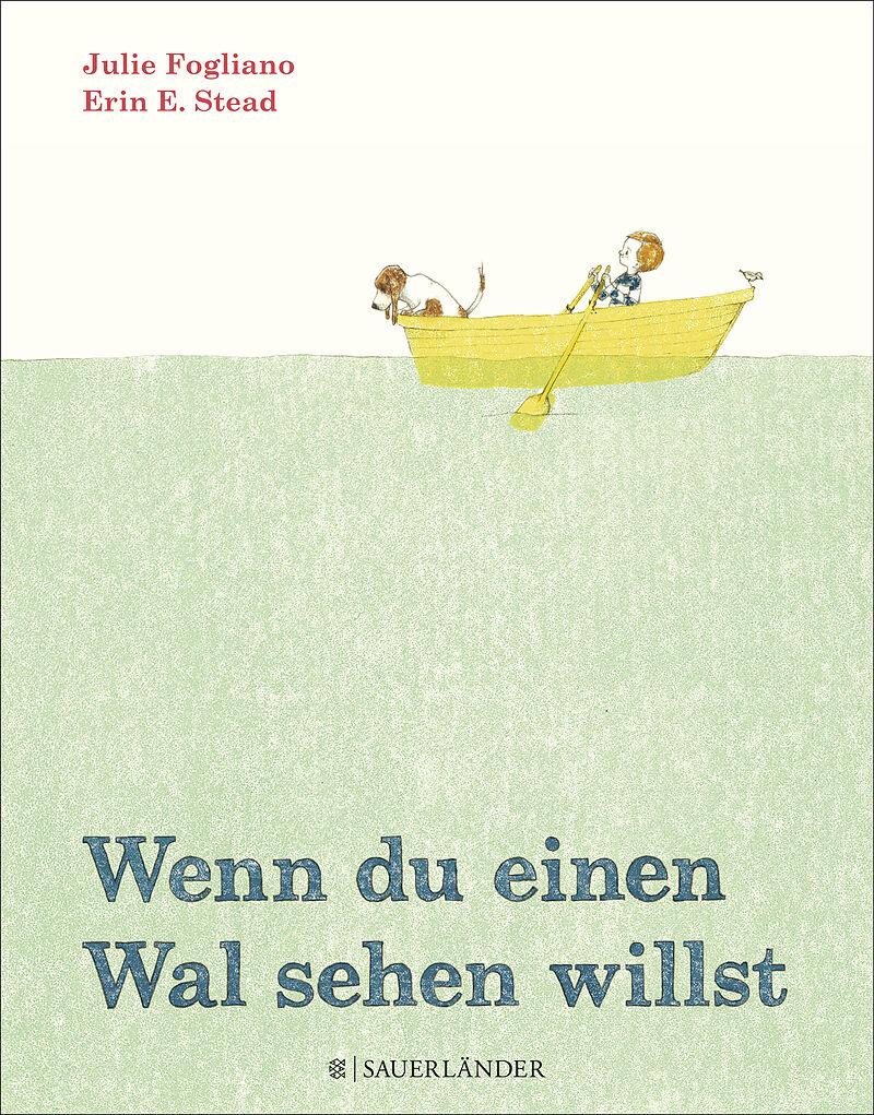 Wenn du einen Wal sehen willst [Versione tedesca]