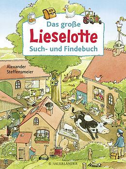 Das große Lieselotte Such- und Findebuch [Versione tedesca]