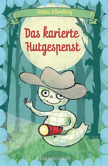 Das karierte Hutgespenst [Version allemande]