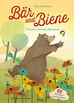 Bär und Biene  Freunde sind das Allerbeste