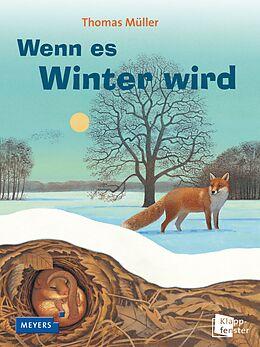 Pappband Wenn es Winter wird von Thomas Müller