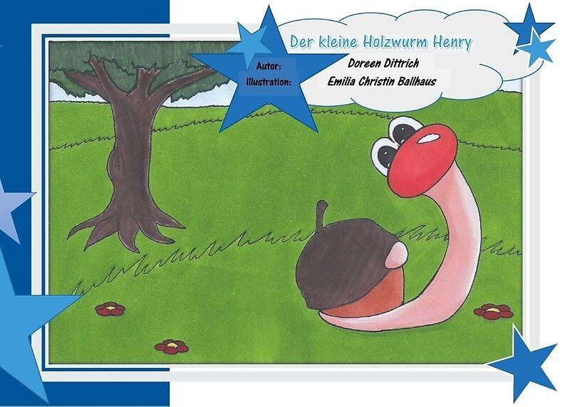 Der Kleine Holzwurm Henry Doreen Dittrich Buch Kaufen Exlibris Ch