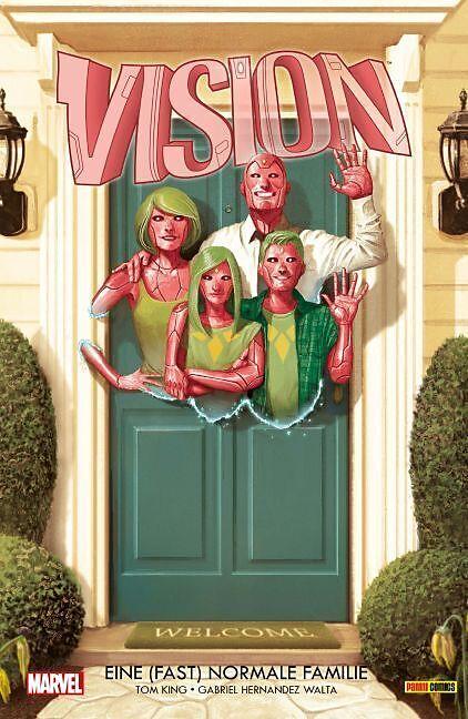 Vision 01. Eine (fast) normale Familie [Version allemande]
