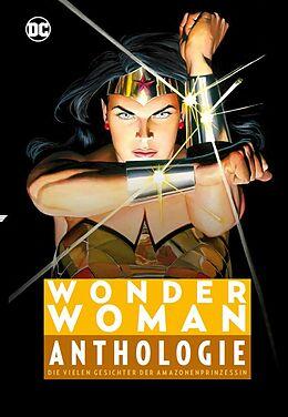 Wonder Woman Anthologie Cover